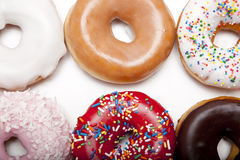 Fresh Donuts Royalty Free Stock Photo