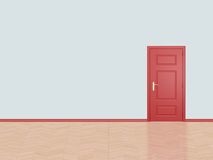 Fresh Door Royalty Free Stock Photos