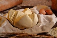 Fresh dough Royalty Free Stock Photos