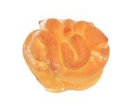 Fresh dough-nut with jam Stock Image