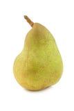 Fresh doyenne de comice pear Stock Photography