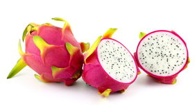 Fresh dragon fruit Stock Photography