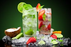Fresh drink Royalty Free Stock Photo