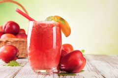 Fresh drink Stock Photography