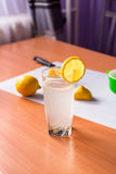 Fresh drink, lemonade Royalty Free Stock Photography