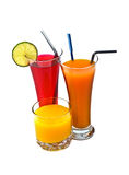 Fresh drinks Royalty Free Stock Photography