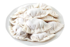 Fresh Dumpling Royalty Free Stock Photography