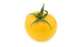 Fresh dutch yellow `tasty tom` tomato Stock Images