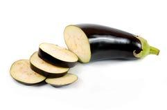 Fresh eggplant Royalty Free Stock Image