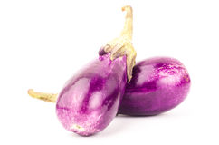 Fresh eggplant Royalty Free Stock Image