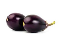 Fresh eggplant Stock Photos