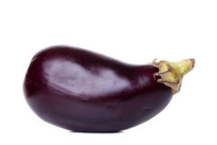 Fresh eggplants Royalty Free Stock Images