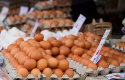Free Fresh Eggs Royalty Free Stock Images - 45751099