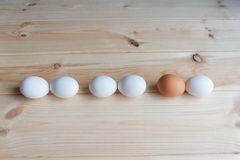 Fresh eggs Royalty Free Stock Photography