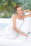 Fresh elegant beauty Royalty Free Stock Image