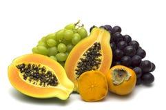 Fresh exotic fruits Royalty Free Stock Photography