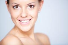 Fresh face Royalty Free Stock Photos