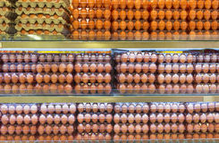 Fresh Farm Chicken Egg Royalty Free Stock Images