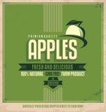 Fresh farm product poster design Stock Photos