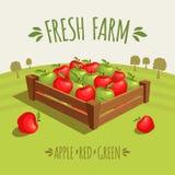Fresh farm Stock Photo