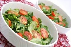 Fresh field salad Stock Photos