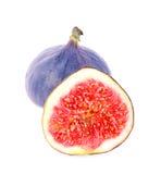 Fresh fig fruit cut Stock Photography