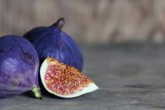Fresh fig fruit Stock Image