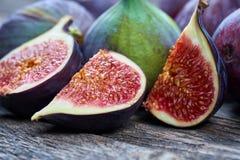Fresh fig fruits stock image