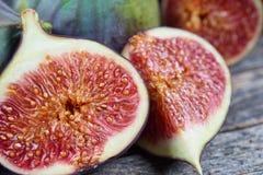 Fresh fig fruits royalty free stock photos
