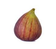 Fresh fig on white Stock Photo