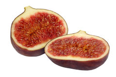 Fresh figs Stock Images