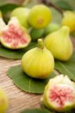 Fresh figs Stock Image