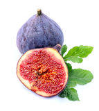 Fresh figs fruits Royalty Free Stock Photo