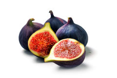 Fresh figs o Royalty Free Stock Photography