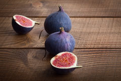 Fresh figs Stock Photos