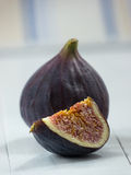 Fresh figs Royalty Free Stock Images