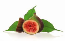 Fresh figues Stock Photos