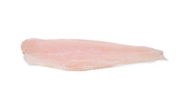 Fresh fillet of pangasius. Stock Photography