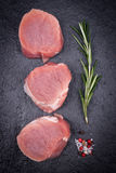 Fillet of pork Royalty Free Stock Photo