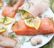 Fresh fish Stock Photos