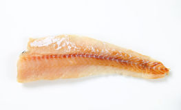 Fresh fish fillet Stock Photo