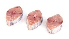 Fresh fish fillets Royalty Free Stock Photo