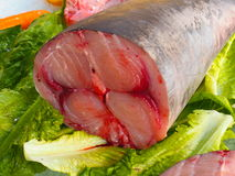 Fresh Fish For Sale Royalty Free Stock Photography