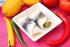 Fresh fish Stock Photo