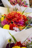 Fresh Flower Arrangement Royalty Free Stock Photography