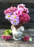 Flower power aromatherapy Royalty Free Stock Photo