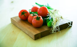 Fresh food Royalty Free Stock Photography
