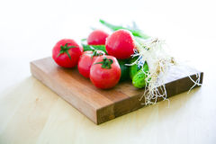 Fresh food Royalty Free Stock Photos