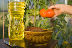 Fresh food Stock Image