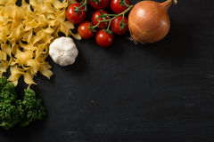 Fresh Food Background Royalty Free Stock Photo